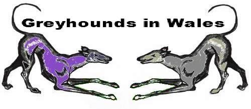 Greyhound Welfare And Rescue Logo Plain